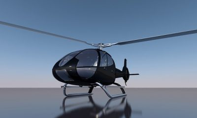 uber helicopter