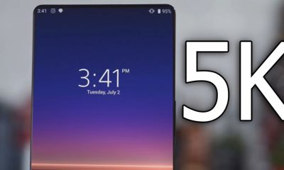 Sony is Working On An Xperia 1R With 5K Screen
