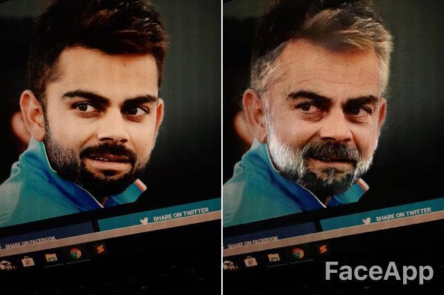 Is Your Security At Risk When Using The FaceApp That Ages You?