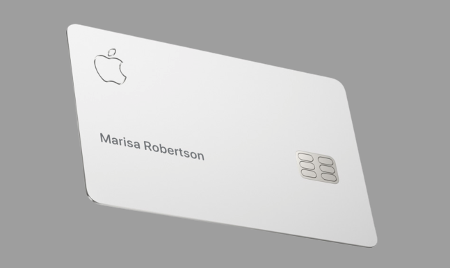 Apple Credit Card Will Arrive In August, apple credit card, apple card