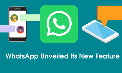 Whatsapp Unveiled Its New Feature!