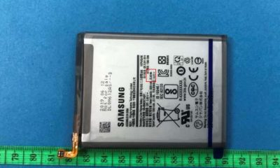 A Samsung Smartphone With 6,000mAh Battery [ Photo Leaked ]