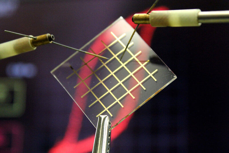 Scientists Are Developing Wafer-thin And Ferroelectric Nylon, Transparent Electronic Devices