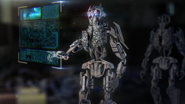 Giant Tech Companies Working On Killer Robots