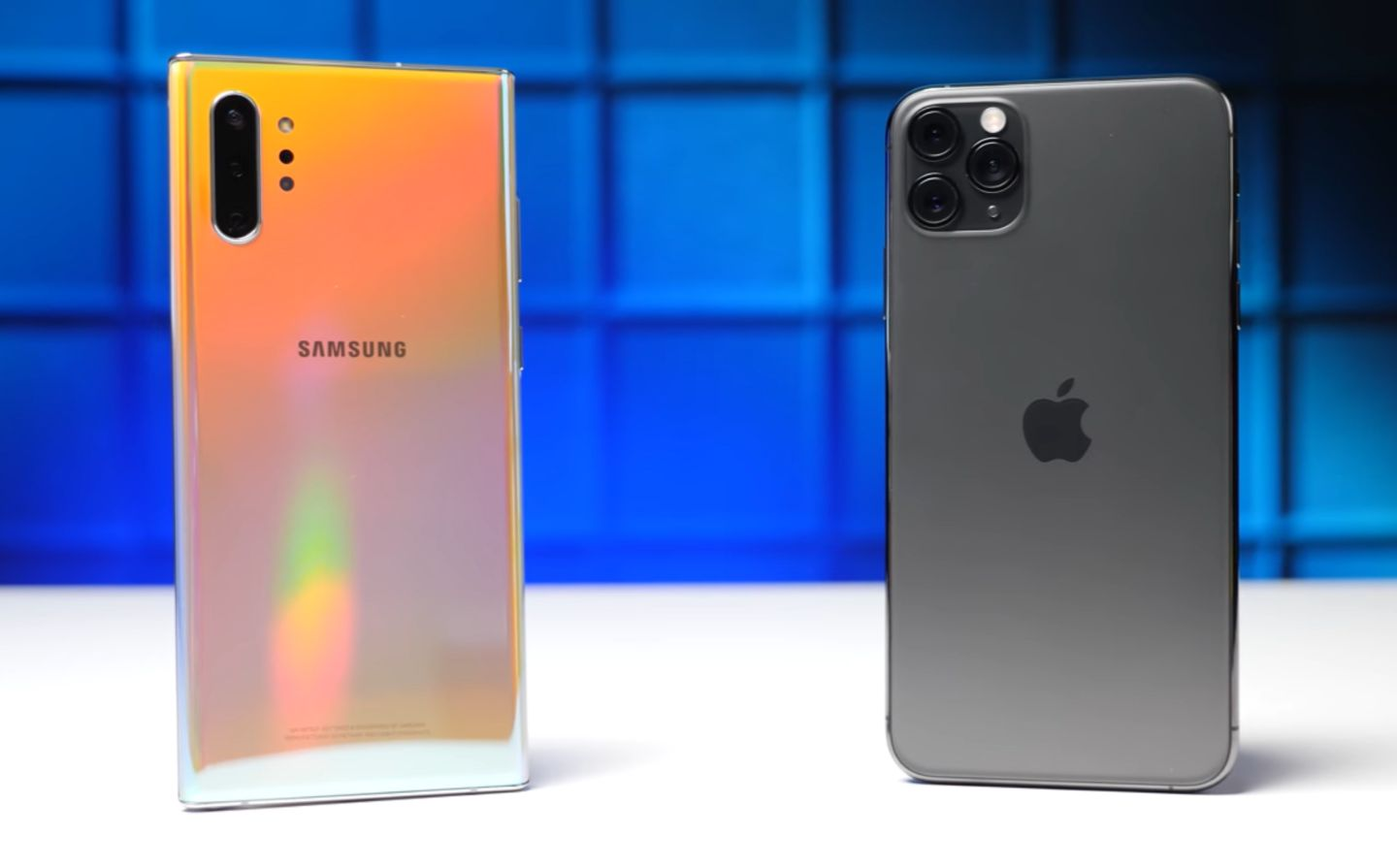 Galaxy Note 10+ Left Behind iPhone 11 Pro Max in Speed Test