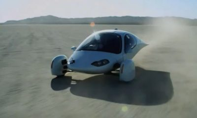 Aptera - The Electric Tricycle With A Range Of 1,600 Kilometers Is Back