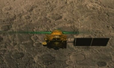India Fails To Conquer The Moon With Chandrayaan-2 Mission During Moon Landing Attempt