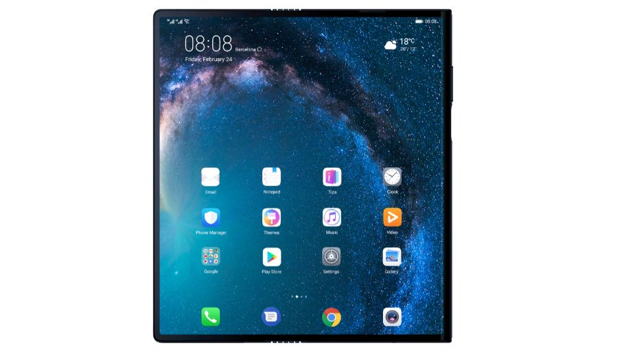 Huawei Confirms That It Will Launch The Mate X In October