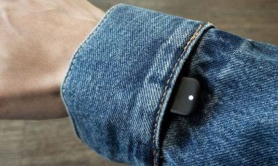 Levi's Bluetooth Jacket Lets You Control Your Smartphone