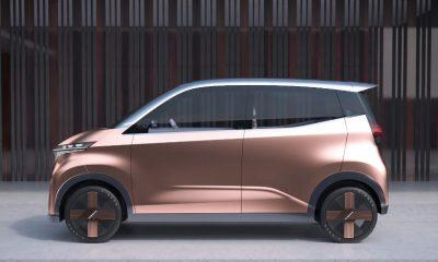 Nissan Introduced A New Electric Car - Nissan IMk