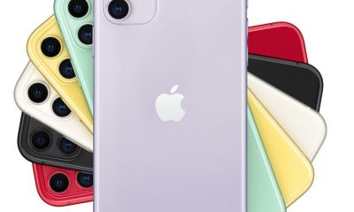 Apple Passes Samsung and Huawei in SmartPhone Sales