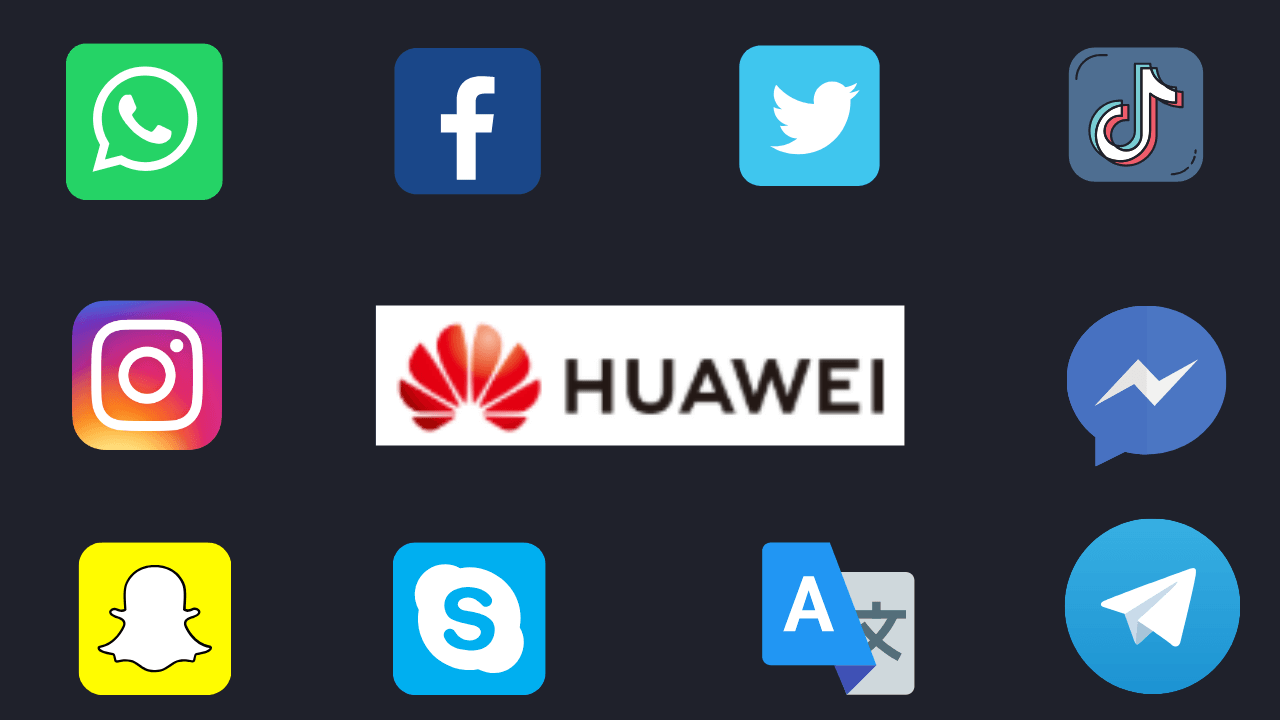 Huawei Could Have Found A Way To Make Up For The Lack Of Play Store Preinstall 70 Popular Apps