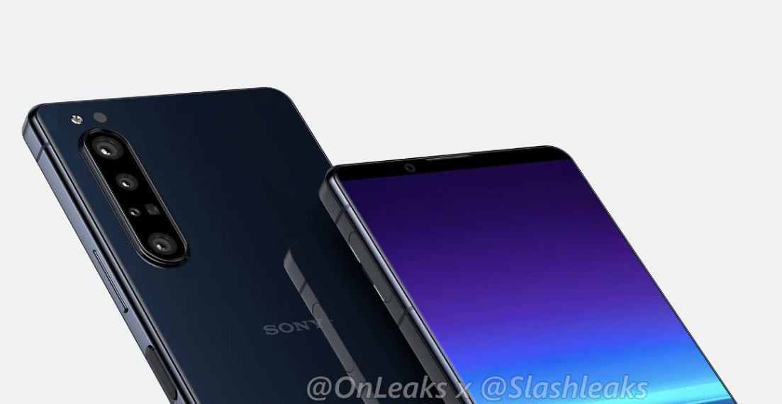 The Sony Xperia 5 Plus Unveils Its Rear Camera Configuration