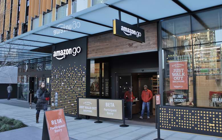 Amazon Opens Amazon Go Technology So Other Stores Can Get Rid Of ATMs