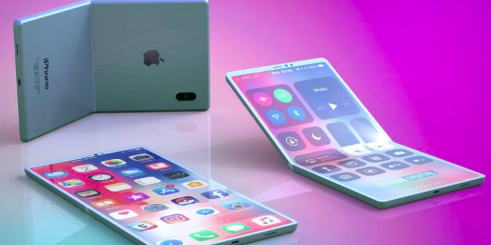 Apple Files Patent For Folding Device