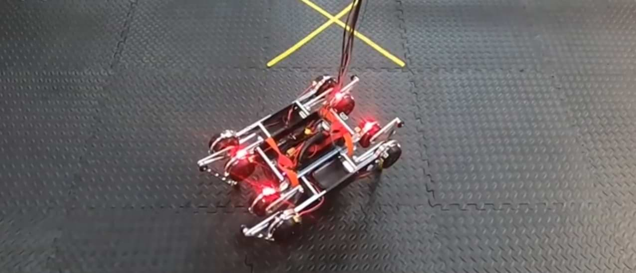 Google Creates A Robot That Is Capable Of Learning To Walk Alone
