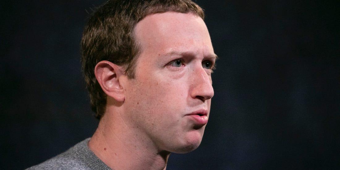Mark Zuckerberg Lost About $ 4 Billion Due To Fear Of Coronavirus