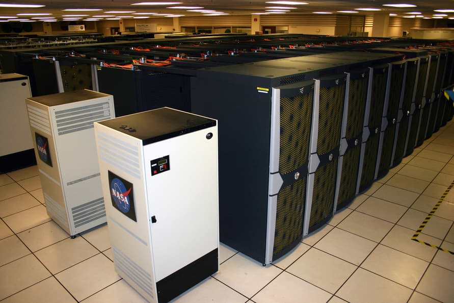 Nasa Supercomputer Joins Battle Against Covid-19