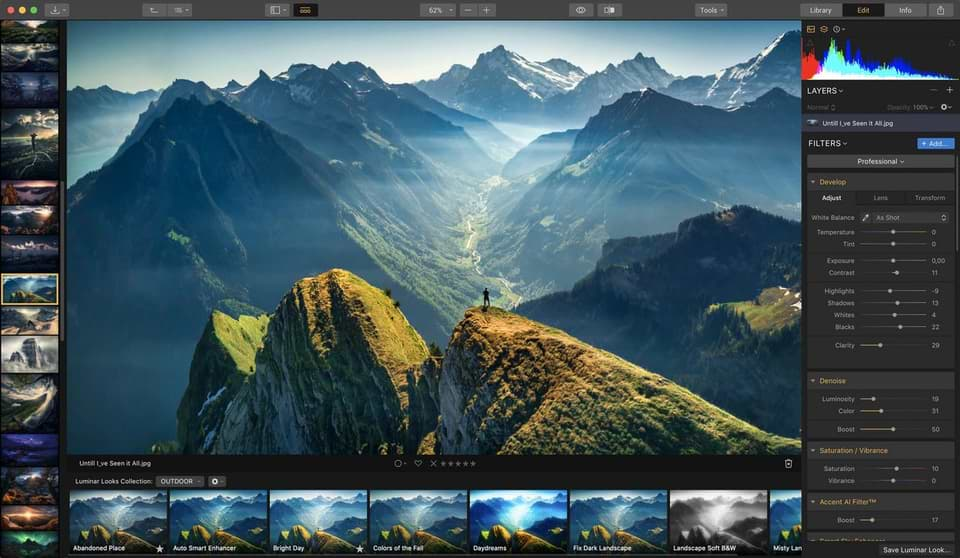 Free Download 'Luminar 3' For Windows And macOS A Good Alternative To Lightroom That Normally Costs $ 70