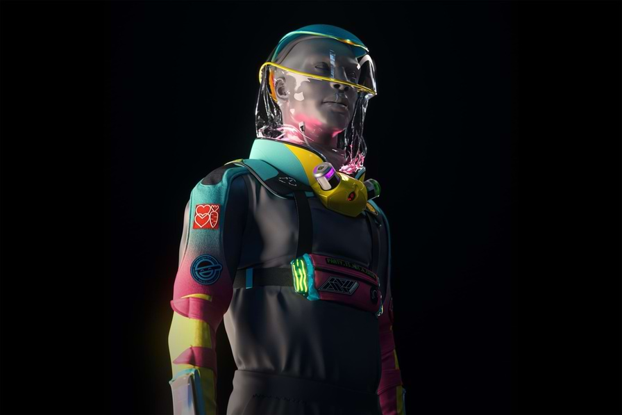 Micrashell, The Incredible Futuristic Coronavirus Suit For Going To Bars And Concerts