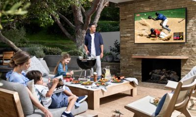 Samsung Announces A Television To Watch On The Terrace Of Your House