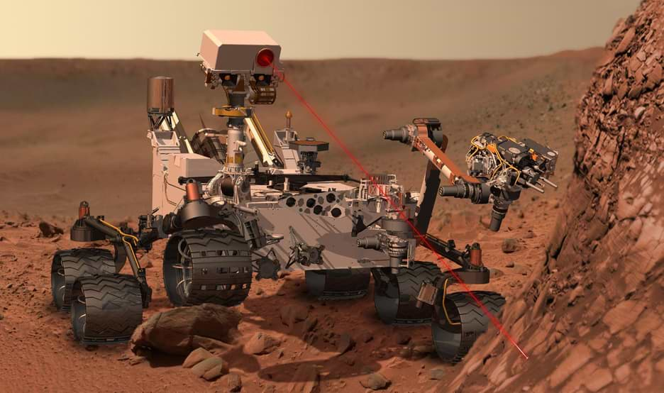Techniques That Will Search For Life On Mars Are Tested In Australia