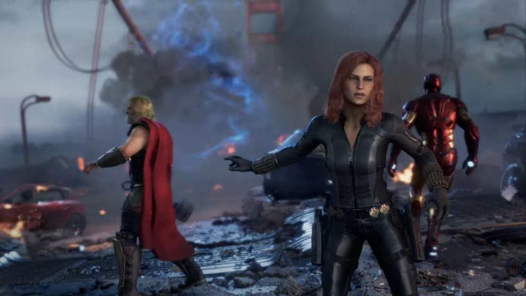 Marvel's Avengers Will Have A Native Version On Xbox Series X