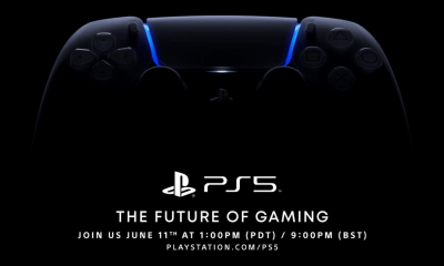 Sony Confirms New Date For PS5 Event June 11