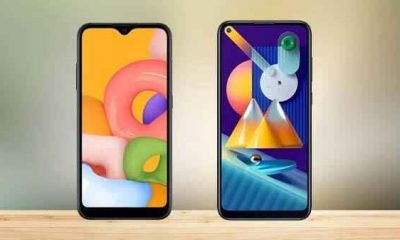 Samsung Galaxy M01 A New Input Range With Dual Camera And 4,000 mAh Battery