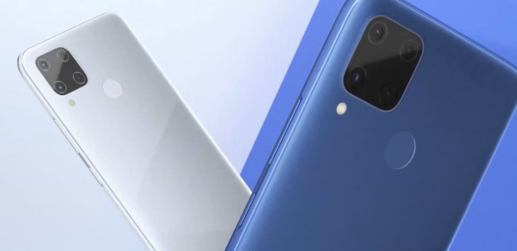 New Realme C15 Four Cameras And A Giant Battery For Just Over $130