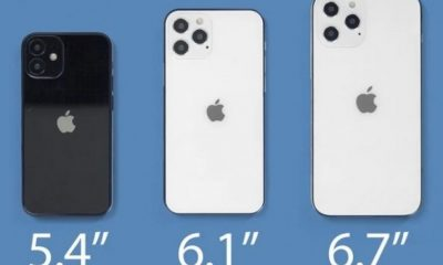 Apple presents a new variant on the iPhone, namely the iPhone 12 Mini