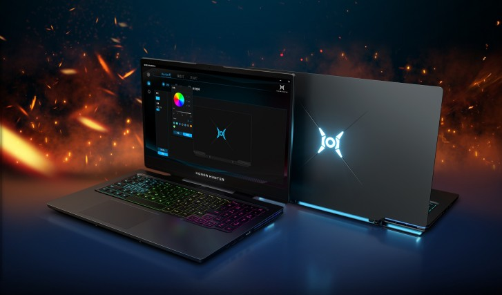 Honor Launches Its First Gaming Laptop with the Name Hunter V700!