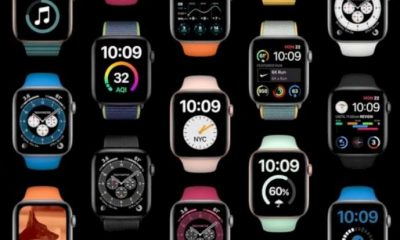Latest WatchOS 7 causes Apple Watch Series 3 to restart by itself