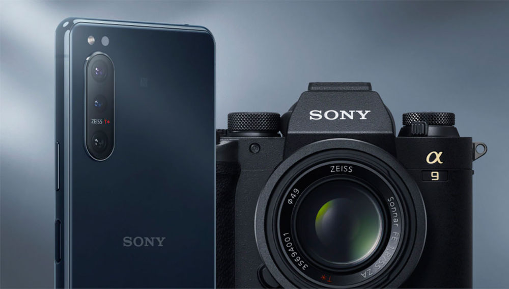 New Sony Xperia 5 II, with 5G connectivity, 120Hz and high-end camera
