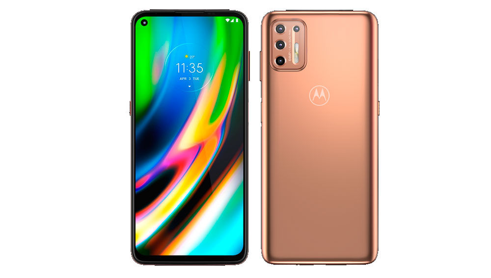 The Motorola Moto G9 Plus Launches A New Design And A Screen Of Almost 7