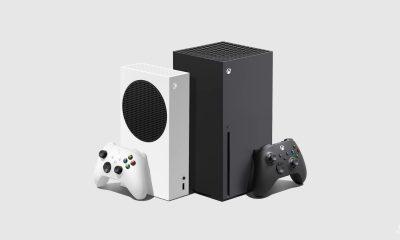 The Xbox Series S weighs less than half the weight of the Xbox Series X