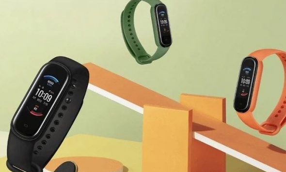 The new Amazfit Band 5 is official and becomes a great alternative to the Mi Band 5