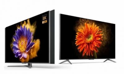 Xiaomi presents its first 82-inch mini-LED TV with 8K resolution and 5G connectivity