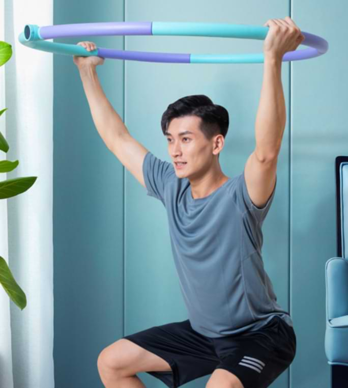 Xiaomi sells a smart Hula Hoop with an LED screen and Bluetooth for just $25