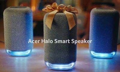 Acer Launches Smart Speaker with Google Assistant and DTS Audio