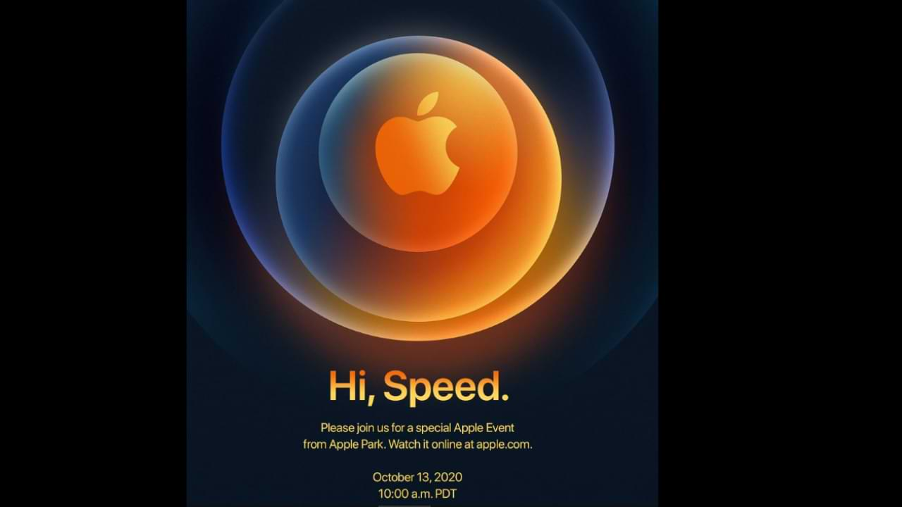 Apple will announce the presence of the latest iPhone on October 13th