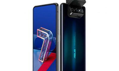 Asus Zenfone 7 Pro Best Selfie Phone Number 2 According to DxOMark