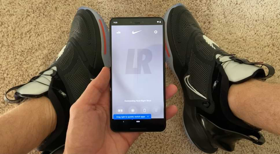 Google Assistant Can Now Tie Your Shoelaces If Your Shoes Are Nike Adapt