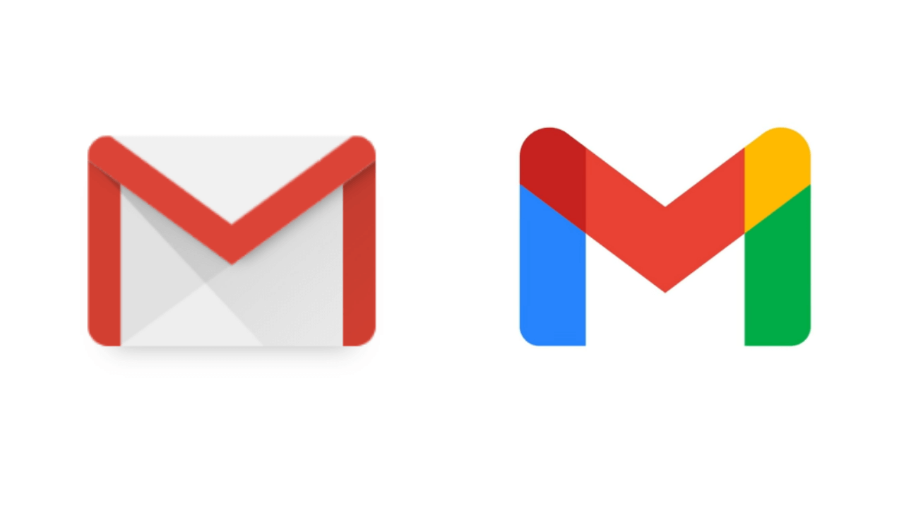 Google Remodeled the Gmail Logo, Now Appears Compatible with Other Google Applications