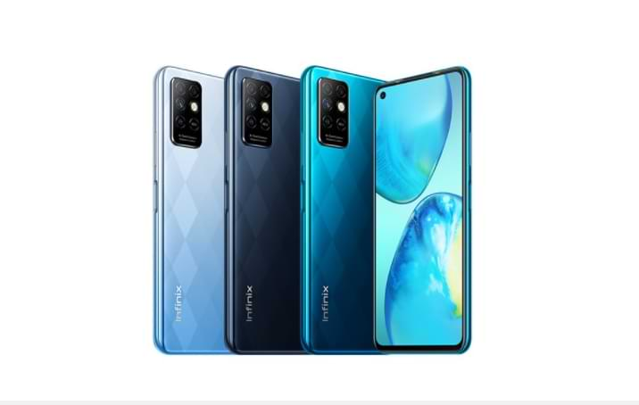 Infinix Note 8 And Note 8i Launched with Helio G80 Chipset
