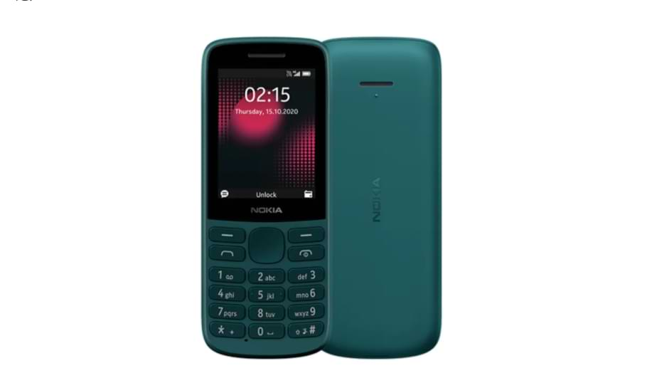 Nokia 215 4G & 225 4G, Feature Phone with VoLTE Support