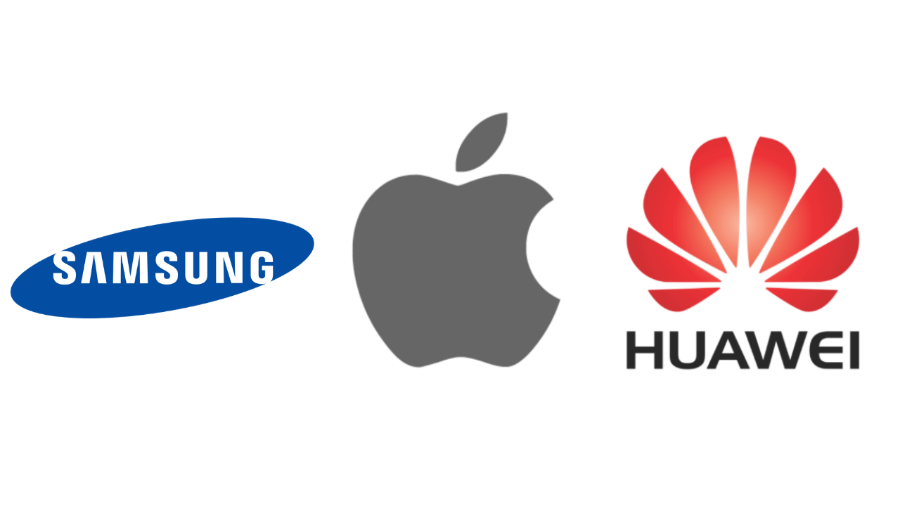 Only Samsung, Huawei, and Apple are the best sellers in Q2 of 2020