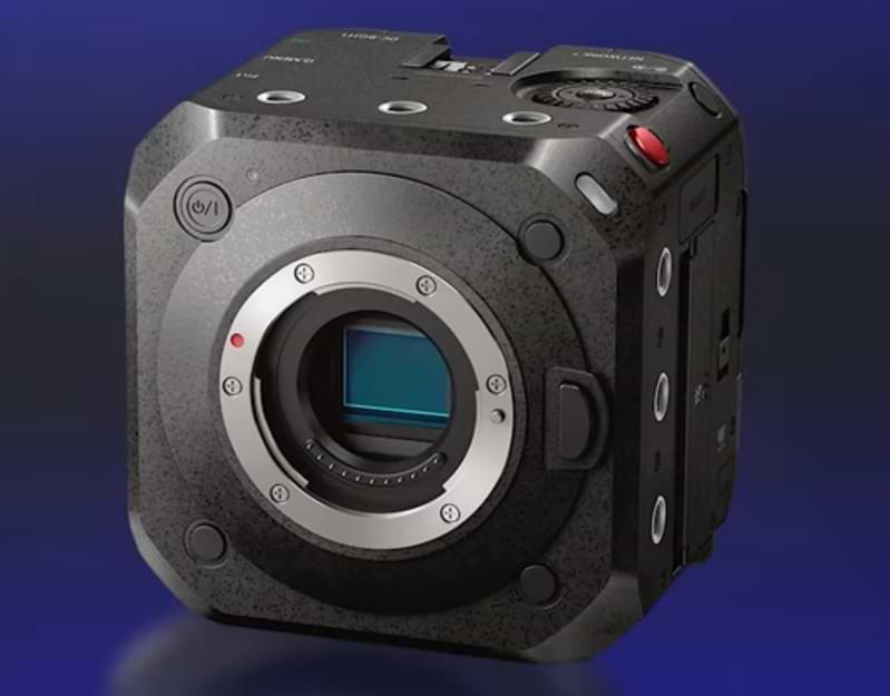 Panasonic Introduces Box-Shaped Micro Video Camera