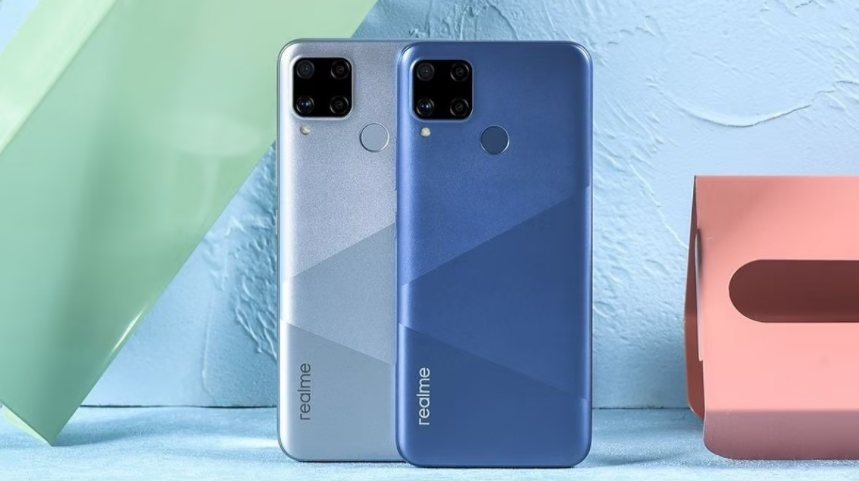 Realme C15 Released with Qualcomm Snapdragon 460 Chipset