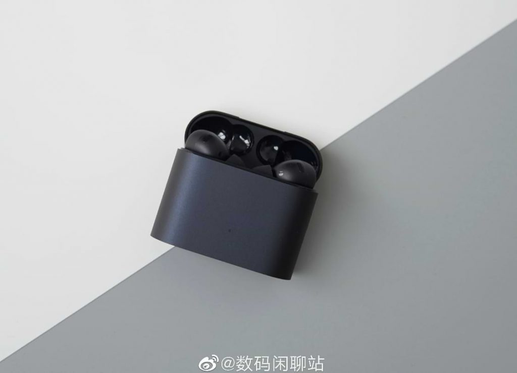 This is the Leak of the Xiaomi Mi Air 2 Pro TWS in Circulation